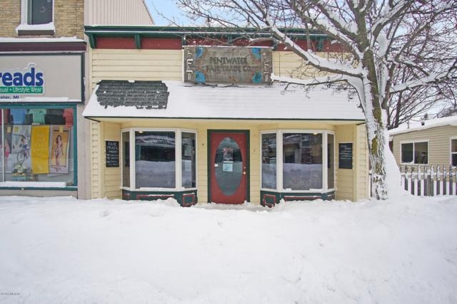 161 S Hancock Street, Pentwater, MI 49449 (MLS #19004219) :: Deb Stevenson Group - Greenridge Realty