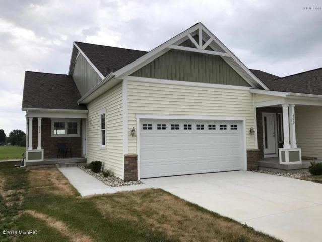 632 Norway Lane #5, Coopersville, MI 49404 (MLS #19004594) :: Deb Stevenson Group - Greenridge Realty