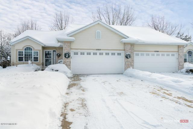 15312 Winchester Circle, Grand Haven, MI 49417 (MLS #19004626) :: JH Realty Partners
