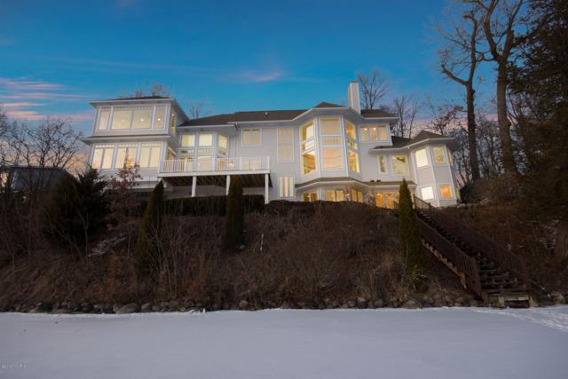 89855 Shorelane Drive, Lawton, MI 49065 (MLS #19005018) :: Matt Mulder Home Selling Team