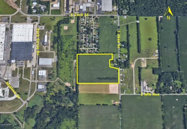 V/L S 26th Street (27.63 Acres), Kalamazoo, MI 49048 (MLS #19005021) :: JH Realty Partners