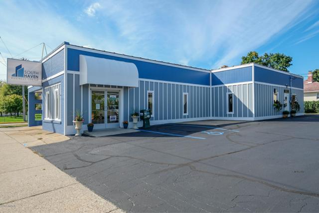418 Broadway Street, South Haven, MI 49090 (MLS #19005298) :: JH Realty Partners