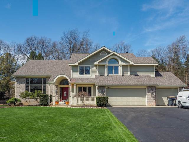 7814 Doubletree Court, Kalamazoo, MI 49009 (MLS #19005365) :: Matt Mulder Home Selling Team