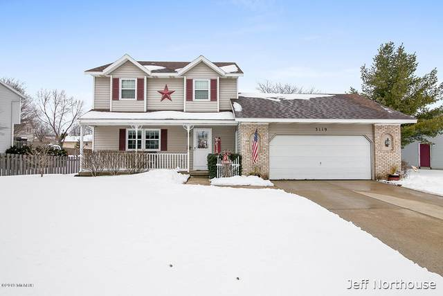 3119 Valley Ridge Court, Hudsonville, MI 49426 (MLS #19005523) :: JH Realty Partners