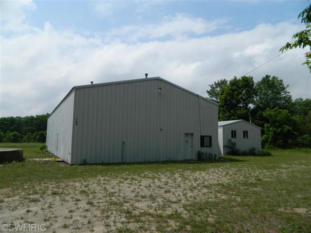 763 Industrial, Shelby, MI 49455 (MLS #19005589) :: CENTURY 21 C. Howard