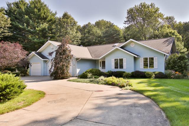 154 Pheasantwood Trail, Battle Creek, MI 49017 (MLS #19005790) :: Matt Mulder Home Selling Team