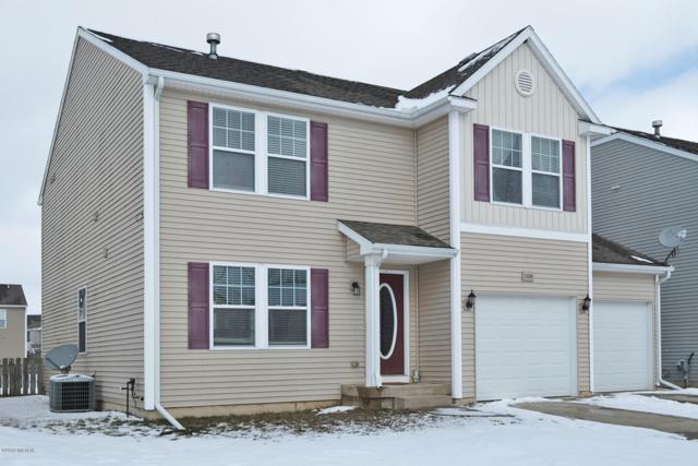 1230 Odell Farm Lane, Vicksburg, MI 49097 (MLS #19006053) :: Matt Mulder Home Selling Team