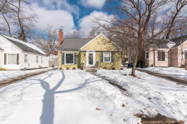 1015 Griswold Street SE, Grand Rapids, MI 49507 (MLS #19006209) :: Matt Mulder Home Selling Team