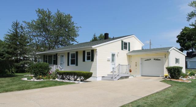 403 Sherwood Avenue, Three Oaks, MI 49128 (MLS #19007586) :: Deb Stevenson Group - Greenridge Realty