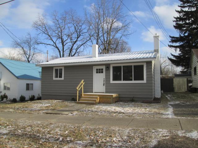 214 Eagle Street, Burr Oak, MI 49030 (MLS #19007819) :: Matt Mulder Home Selling Team