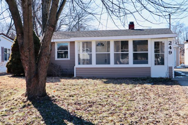 249 N 26th Street, Battle Creek, MI 49037 (MLS #19009014) :: Deb Stevenson Group - Greenridge Realty