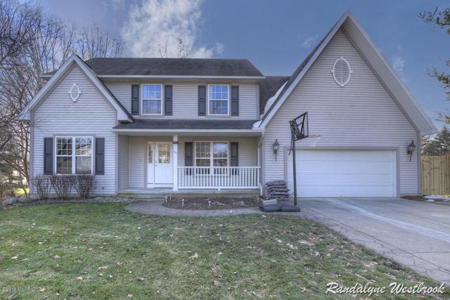 937 Southview Drive, Ionia, MI 48846 (MLS #19009064) :: JH Realty Partners