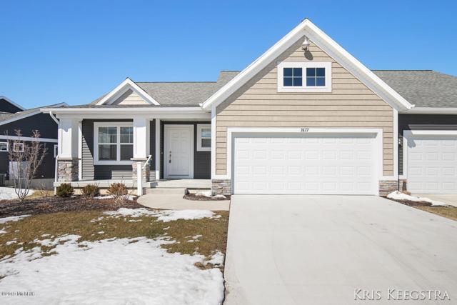 3677 Blackstar Cove #6, Hudsonville, MI 49426 (MLS #19009079) :: JH Realty Partners