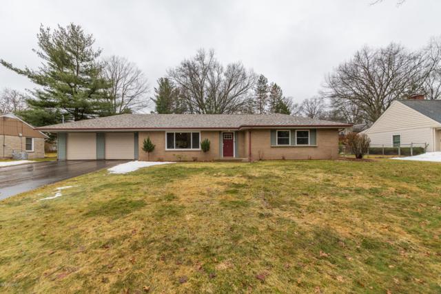 2827 Winchell Avenue, Kalamazoo, MI 49008 (MLS #19009600) :: Matt Mulder Home Selling Team