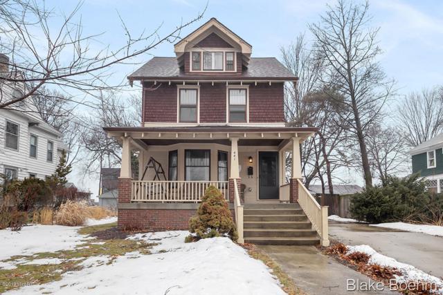441 Crescent Street NE, Grand Rapids, MI 49503 (MLS #19009611) :: JH Realty Partners