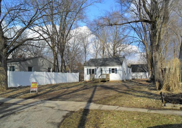 3525 Hoover Street, Kalamazoo, MI 49008 (MLS #19009639) :: Matt Mulder Home Selling Team