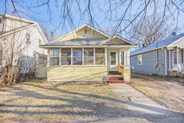 455 E Stockbridge Avenue, Kalamazoo, MI 49001 (MLS #19009840) :: Matt Mulder Home Selling Team