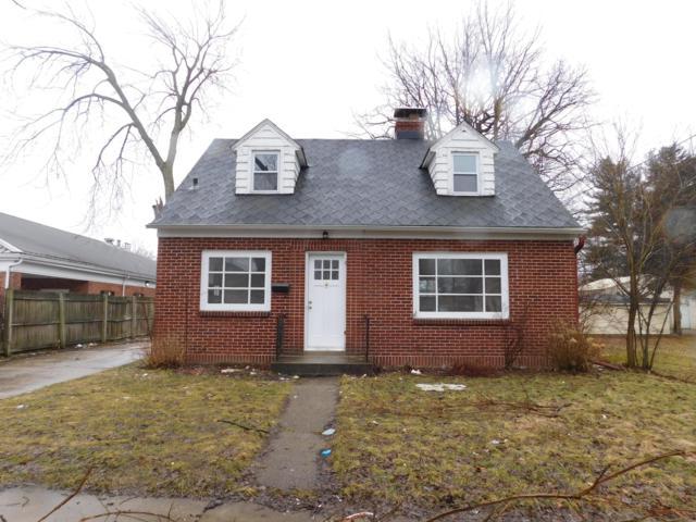 525 Liberty Street, Kalamazoo, MI 49008 (MLS #19009935) :: Matt Mulder Home Selling Team