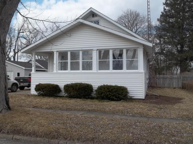 312 Franklin Street, Bronson, MI 49028 (MLS #19009976) :: Deb Stevenson Group - Greenridge Realty