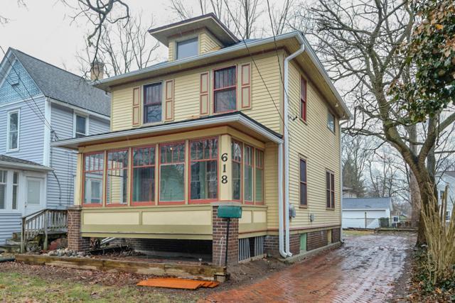 618 Forest Street, Kalamazoo, MI 49008 (MLS #19010017) :: Matt Mulder Home Selling Team