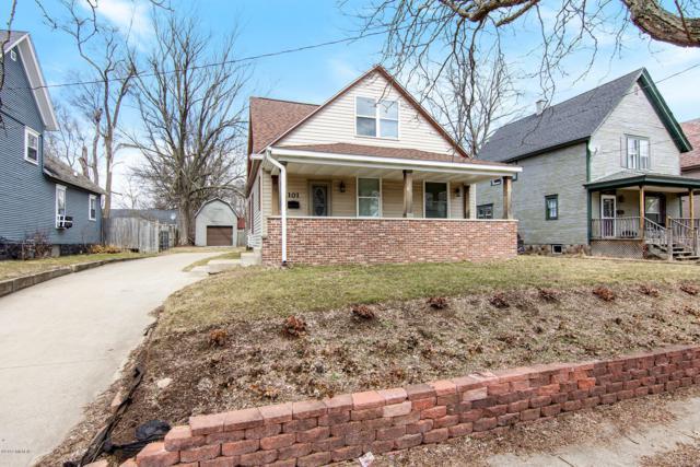 101 E Kingman Avenue, Battle Creek, MI 49014 (MLS #19010155) :: Matt Mulder Home Selling Team