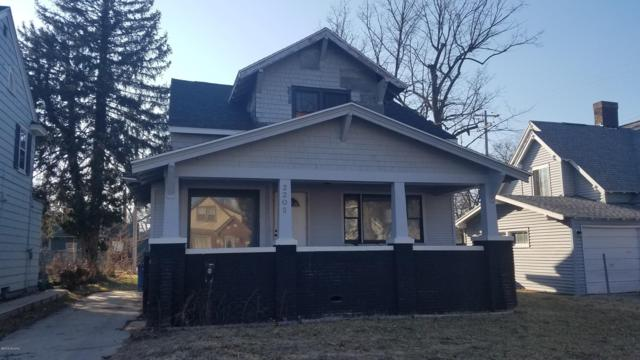 2205 Maffett Street, Muskegon Heights, MI 49444 (MLS #19010407) :: Deb Stevenson Group - Greenridge Realty