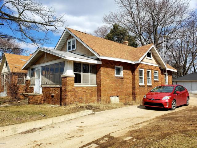 601 SW Capital, Battle Creek, MI 49015 (MLS #19010507) :: Matt Mulder Home Selling Team