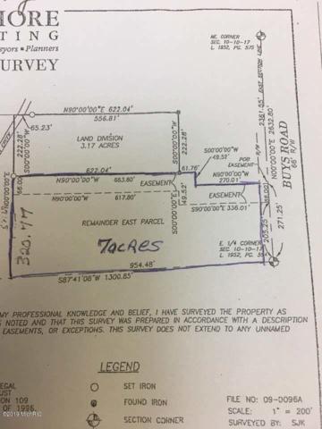 N Buys Road, Muskegon, MI 49445 (MLS #19010597) :: Deb Stevenson Group - Greenridge Realty