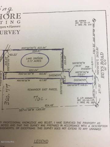 N Buys Road, Muskegon, MI 49445 (MLS #19010630) :: Deb Stevenson Group - Greenridge Realty