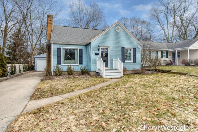 1118 Orchard Avenue SE, Grand Rapids, MI 49506 (MLS #19010676) :: Deb Stevenson Group - Greenridge Realty
