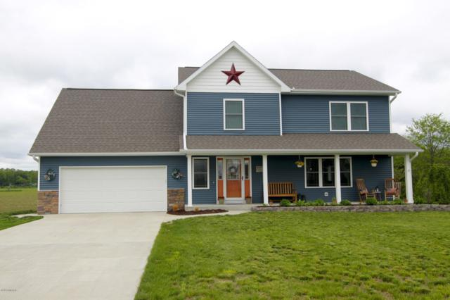 11775 Ambling Avenue, Galesburg, MI 49053 (MLS #19010763) :: Matt Mulder Home Selling Team