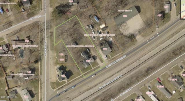 163 E Battle Creek Street, Galesburg, MI 49053 (MLS #19011378) :: Matt Mulder Home Selling Team
