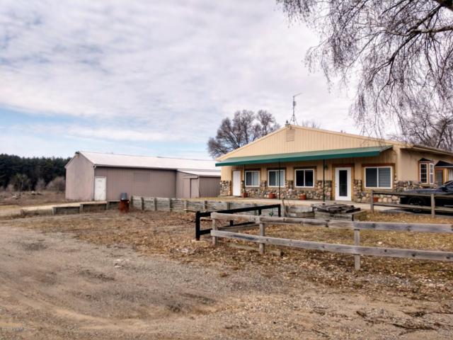 5320 S. Greenville Road, Greenville, MI 48838 (MLS #19011900) :: Matt Mulder Home Selling Team