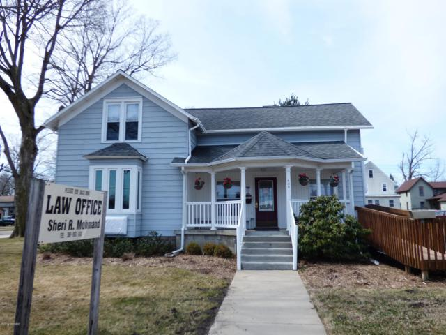 408 Division Street, Bangor, MI 49013 (MLS #19012209) :: Deb Stevenson Group - Greenridge Realty
