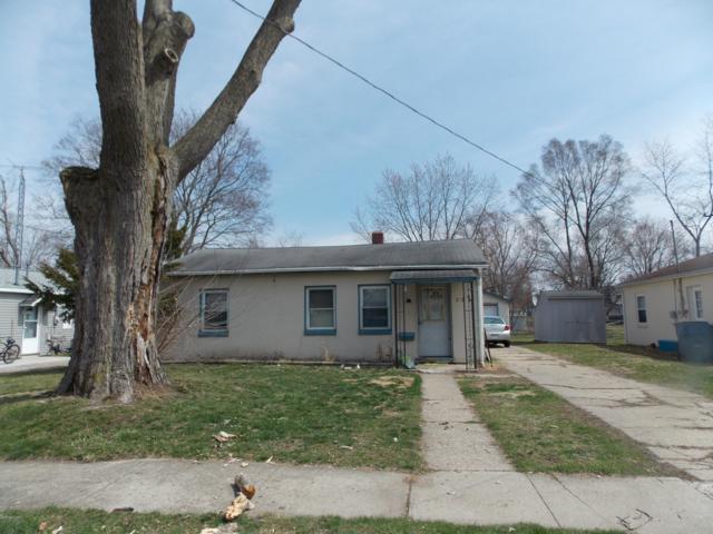 322 Shaffmaster Avenue, Bronson, MI 49028 (MLS #19012581) :: Matt Mulder Home Selling Team