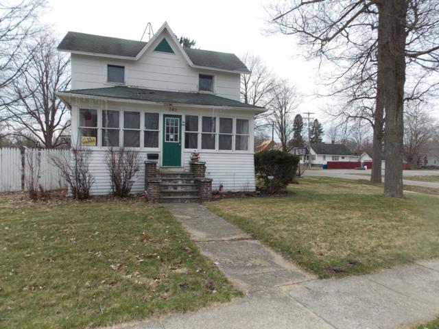 245 W Chicago Street, Bronson, MI 49028 (MLS #19012587) :: Matt Mulder Home Selling Team
