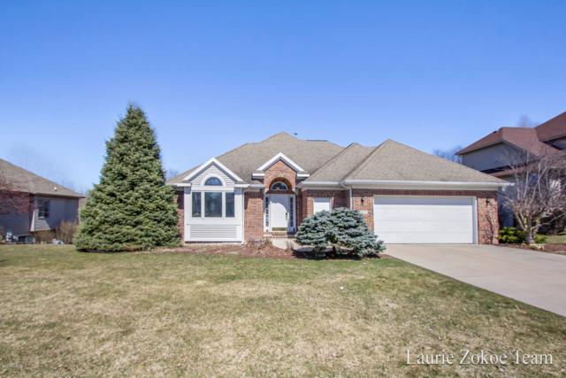 4055 Bulrush Drive NW, Grand Rapids, MI 49534 (MLS #19012712) :: Deb Stevenson Group - Greenridge Realty
