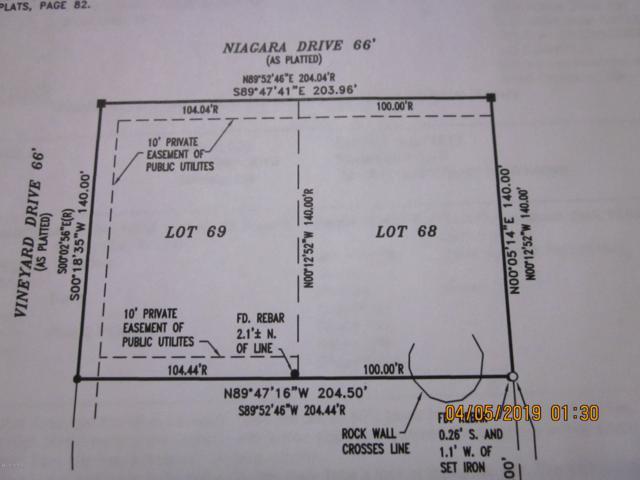 980 Niagara Drive, Lawton, MI 49065 (MLS #19012820) :: CENTURY 21 C. Howard