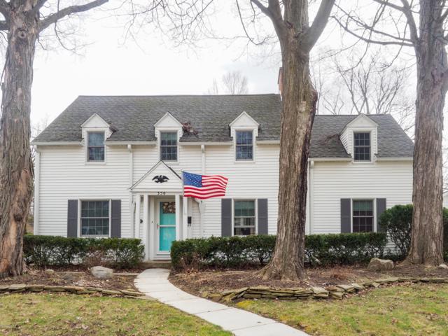 350 N Marshall Avenue, Marshall, MI 49068 (MLS #19013226) :: Matt Mulder Home Selling Team