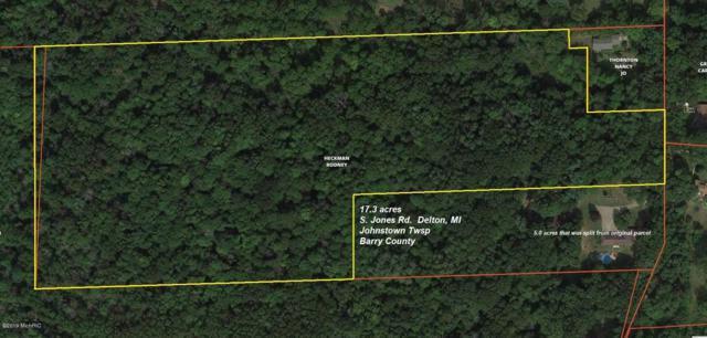 12720 S Jones Road, Battle Creek, MI 49017 (MLS #19013466) :: Matt Mulder Home Selling Team