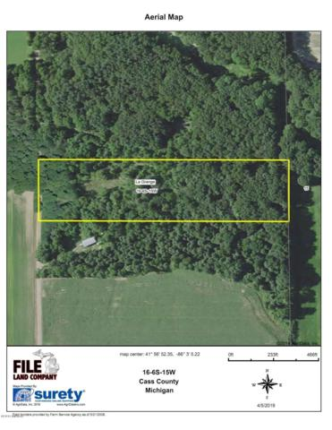 58497 Oak Grove Road, Cassopolis, MI 49031 (MLS #19013647) :: Matt Mulder Home Selling Team
