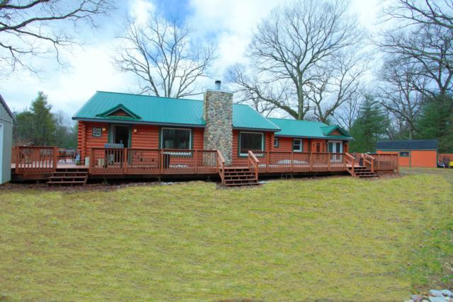 5778 E Shores Drive, Free Soil, MI 49411 (MLS #19013991) :: Deb Stevenson Group - Greenridge Realty