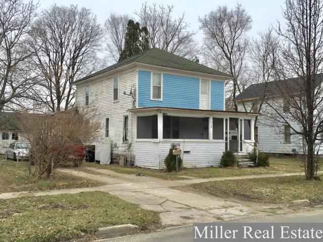 118 N Washington Street, Hastings, MI 49058 (MLS #19014116) :: Matt Mulder Home Selling Team