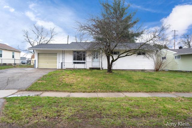 4190 Miramar Avenue NE, Grand Rapids, MI 49525 (MLS #19014338) :: Deb Stevenson Group - Greenridge Realty
