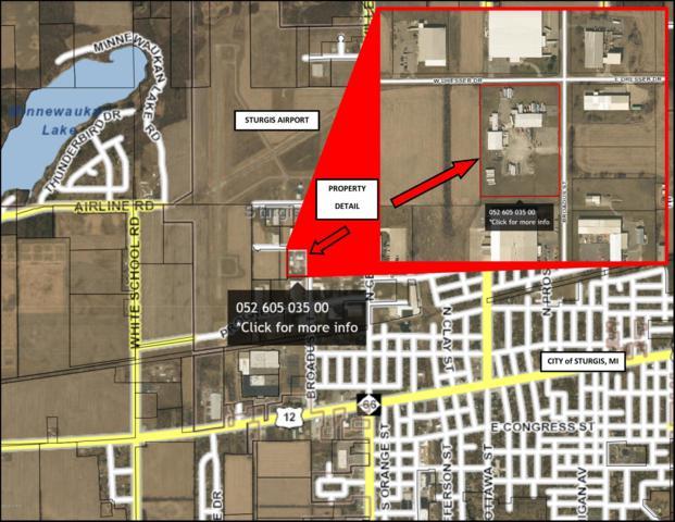 810 Broadus Street, Sturgis, MI 49091 (MLS #19014534) :: Matt Mulder Home Selling Team