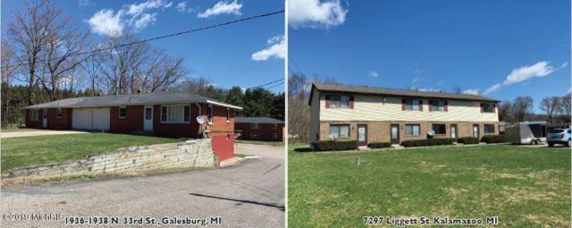 1936-1938 N 33rd Street, Galesburg, MI 49053 (MLS #19014860) :: CENTURY 21 C. Howard