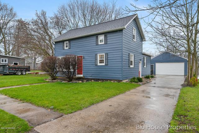 227 N Church Street, Caledonia, MI 49316 (MLS #19015432) :: Matt Mulder Home Selling Team