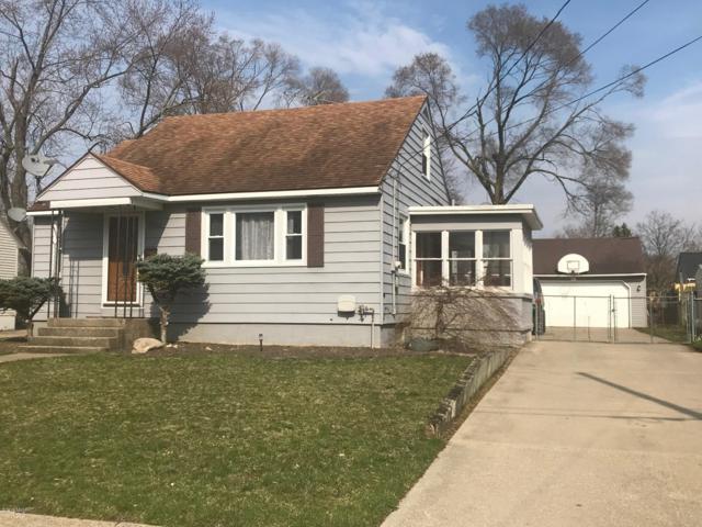 2220 Clarion Avenue SW, Wyoming, MI 49519 (MLS #19015460) :: Matt Mulder Home Selling Team