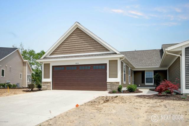 926 Bellview Meadow Drive SW #20, Byron Center, MI 49315 (MLS #19015572) :: Deb Stevenson Group - Greenridge Realty