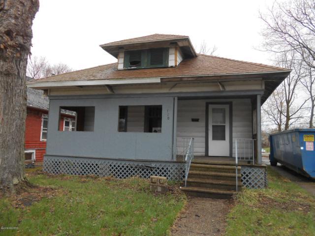 190 N Wood Street, Battle Creek, MI 49037 (MLS #19015590) :: Matt Mulder Home Selling Team